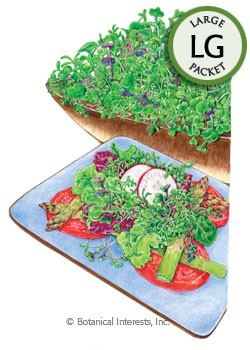 Microgreens Savory Mix Seeds (LG)